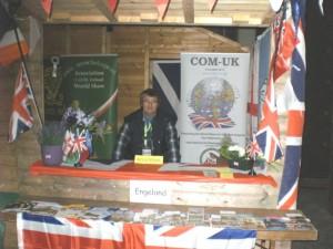 UK COM president
