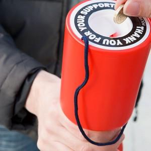 Donation-button