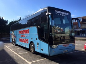 Yorkshire Rose Coach
